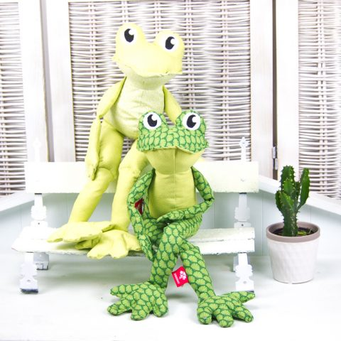 Giguedouille la grenouille